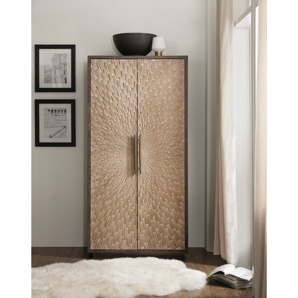 Miramar Point Reyes Salvador Armoire by Hooker Furniture Hooker Furniture