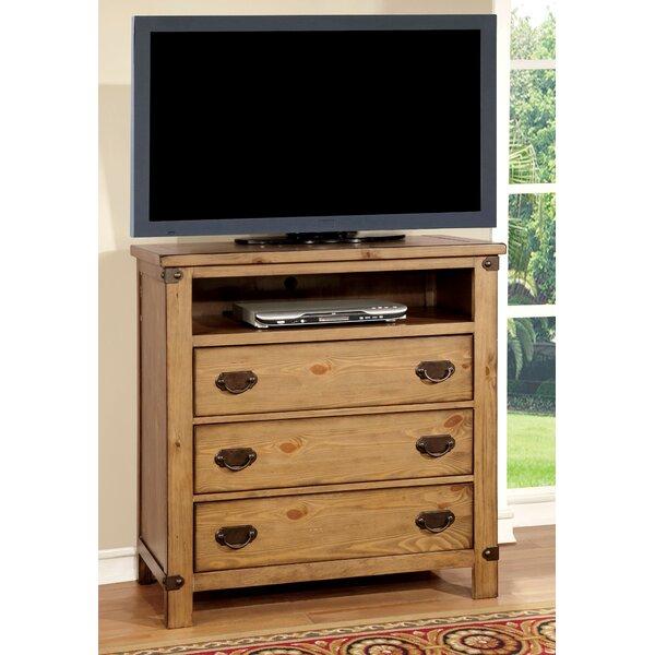 Torrino 3 Drawer Dresser by Hokku Designs