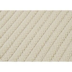 Glasgow White Indoor/Outdoor Area Rug