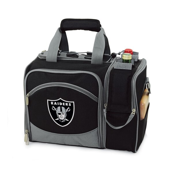 NFL Malibu Digital Print Basket by Picnic Time