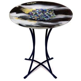 Coffee Table Jasmine Art Glass