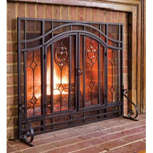 Fireplace Screens & Doors You ll Love