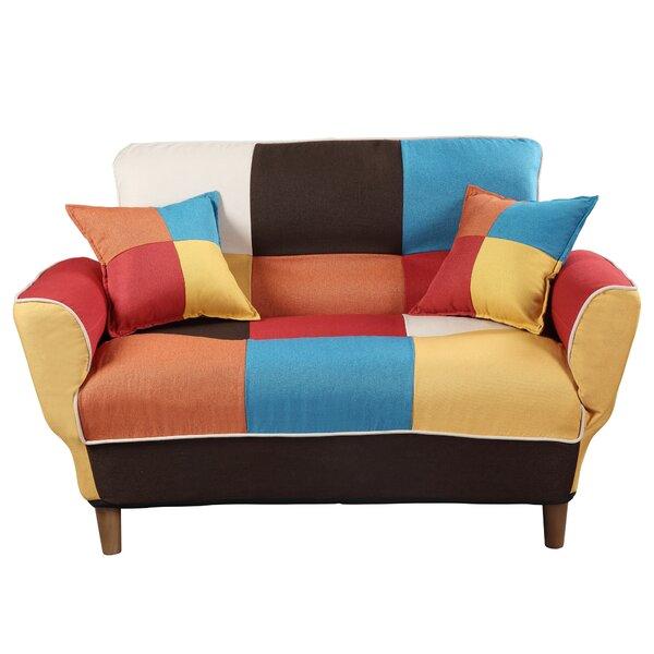 Viveros Sleeper Sofa by Ebern Designs