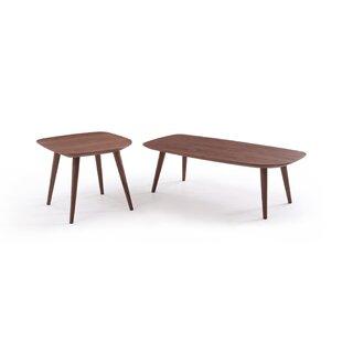 Shop for Dustin 2 Piece Coffee Table Set ByCorrigan Studio