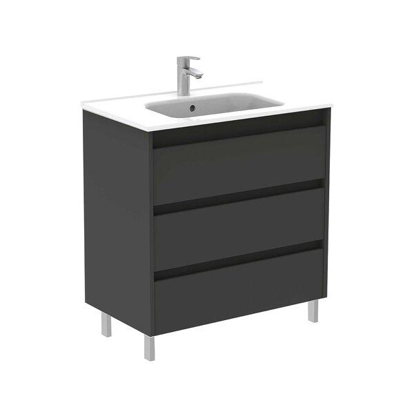 Gravette 32'' Single Bathroom Vanity Set