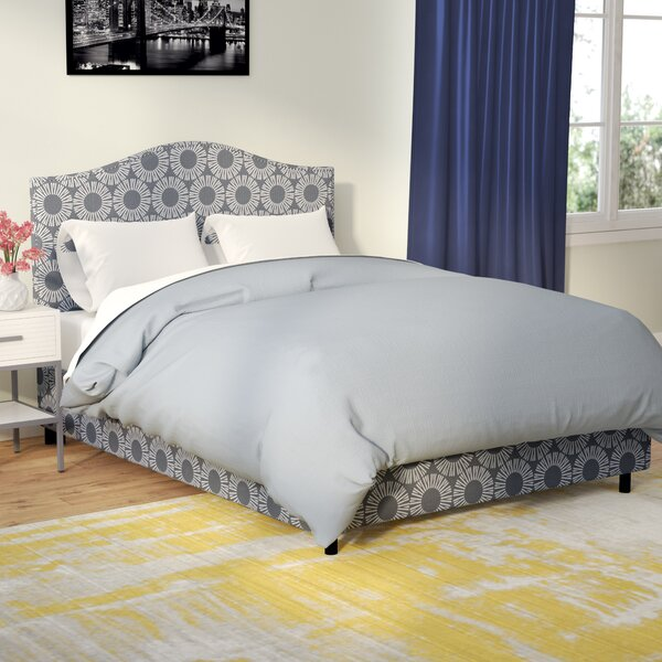 Penncross Upholstered Standard Bed by Latitude Run