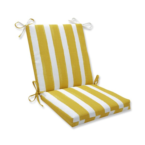 Haylee Indoor/Outdoor Lounge Chair Cushion By Highland Dunes