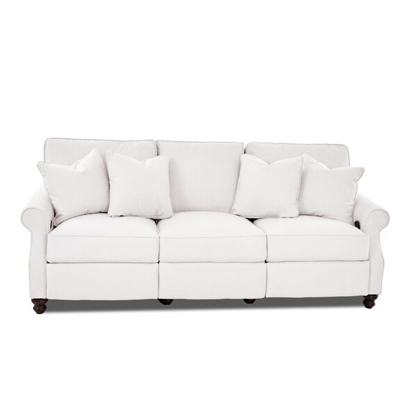 Get Premium Doug Reclining Sofa by Wayfair Custom Upholstery by Wayfair Custom Upholstery��