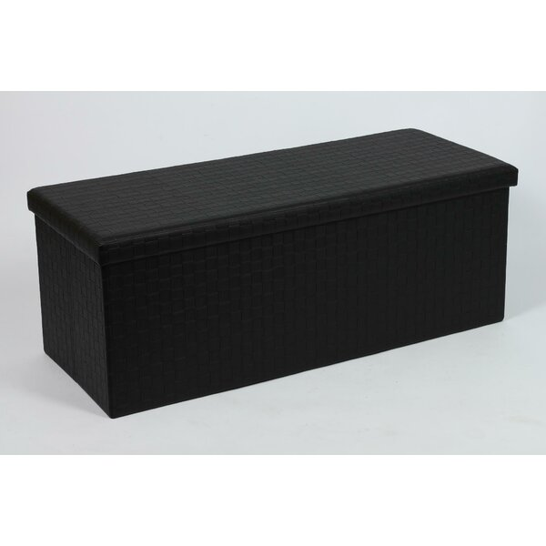 Harlingen Storage Ottoman By Winston Porter Find