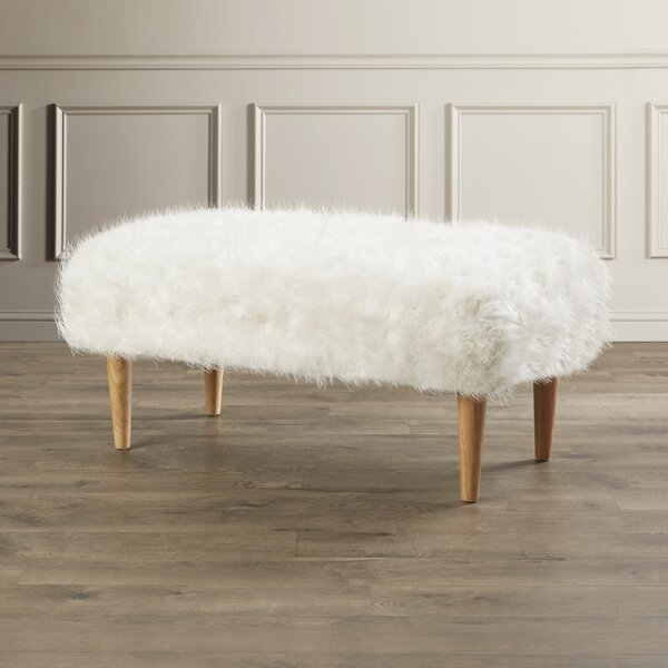 Tonio Upholstered Bench by Willa Arlo Interiors