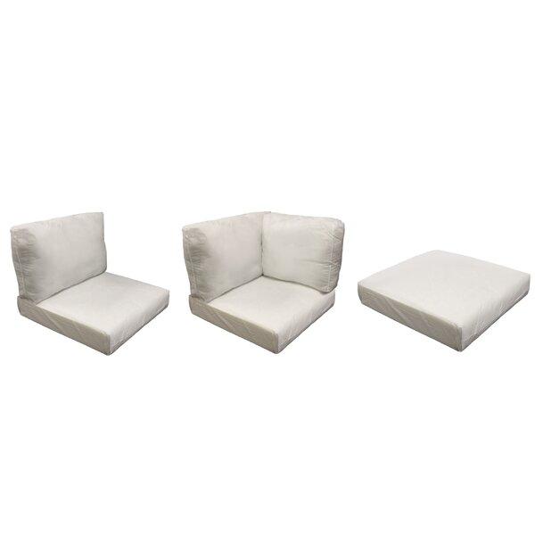 25 Piece Indoor/Outdoor Cushion Set