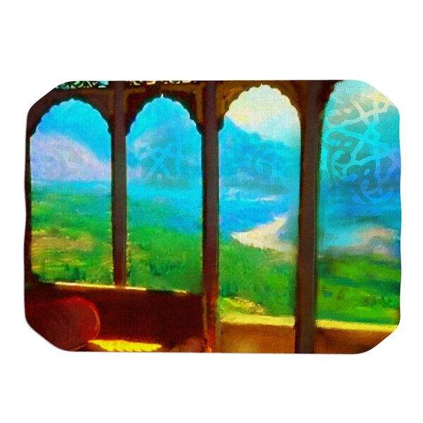 Mountain Retreat Placemat by KESS InHouse