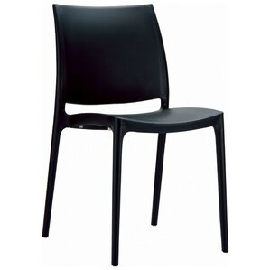 Addie Stackable Patio Dining Chair (Set Of 2)