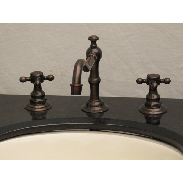 Widespread Bathroom Faucet with Drain Assembly by Legion Furniture
