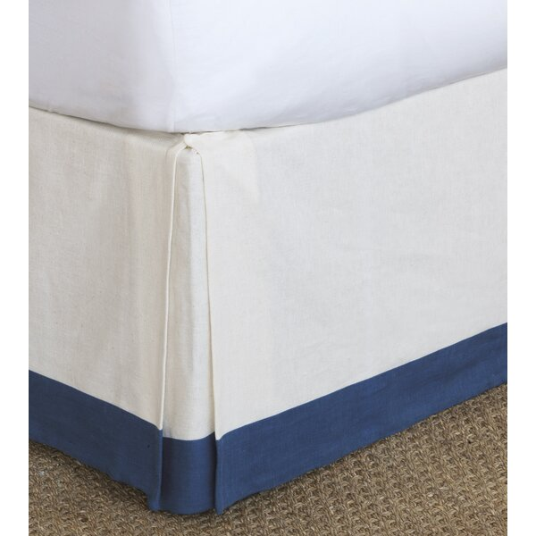 Maritime Filly 19 Bed Skirt by Eastern Accents