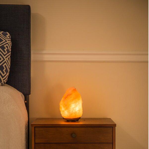 Claverton Down Himalayan Salt 7.5 Table Lamp by Bungalow Rose