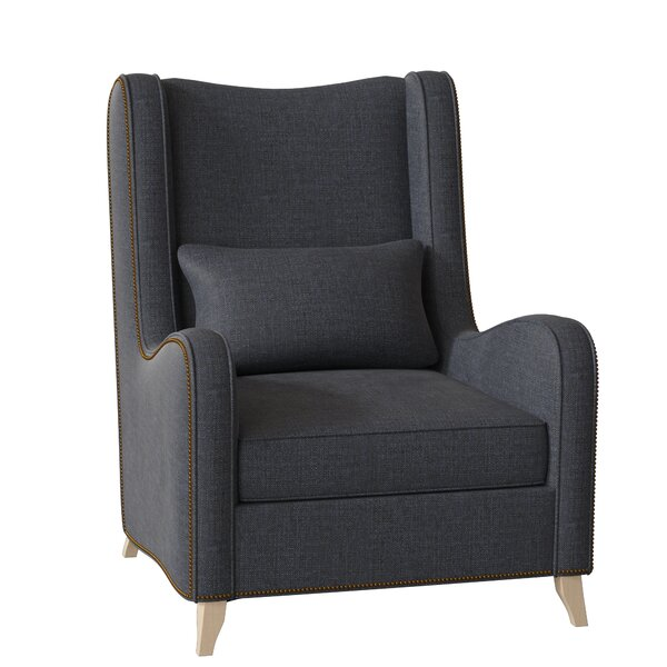 Bess Wingback Chair by Hekman