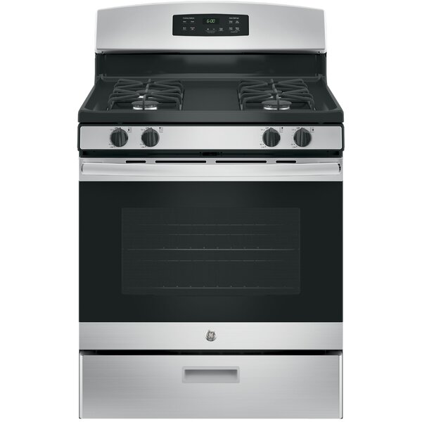 30 Free-Standing Gas Range by GE Appliances