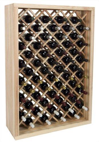 Vintner Series 58 Bottle Floor Wine Rack by Wine Cellar Innovations