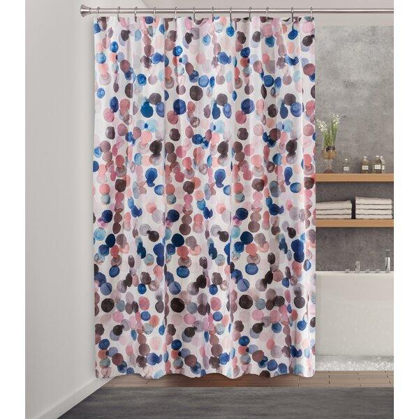 Hurt Fabric Shower Curtain by Brayden Studio