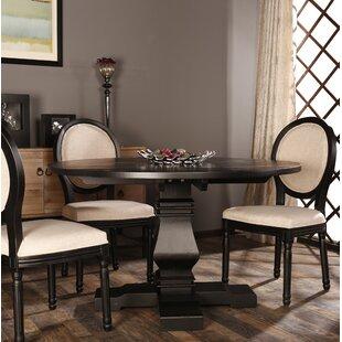 Alvar Round Kitchen Dining Table By One Allium Way
