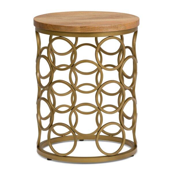 Battaglia End Table by Ivy Bronx Ivy Bronx