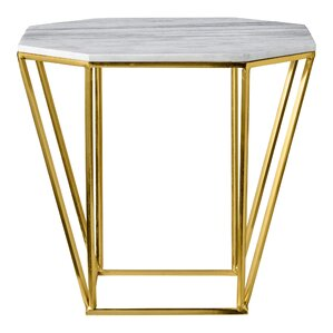 Octagon End Table by Bloom..