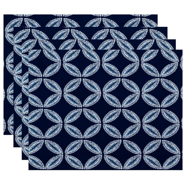 Viet Tidepool Placemat (Set of 4) by Bloomsbury Market
