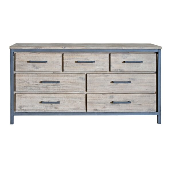 Wimberley 7 Drawer Chest by Union Rustic