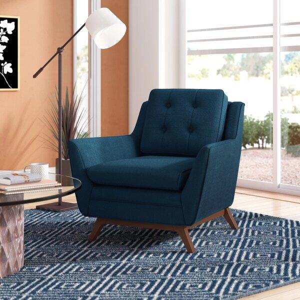 Binder Armchair by George Oliver
