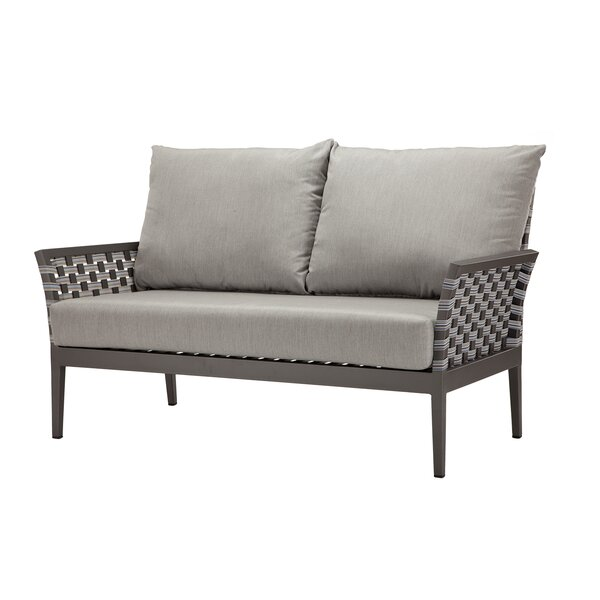 Weathers Loveseat by Bungalow Rose