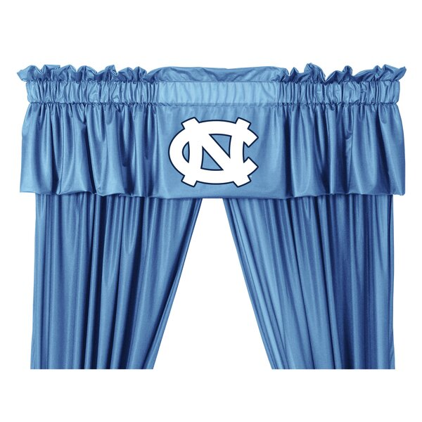 NCAA 88 North Carolina Tar Heels Curtain Valance by Sports Coverage Inc.