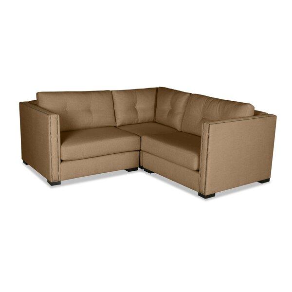 Patio Furniture Timpson Symmetrical Symmetrical Modular Sectional