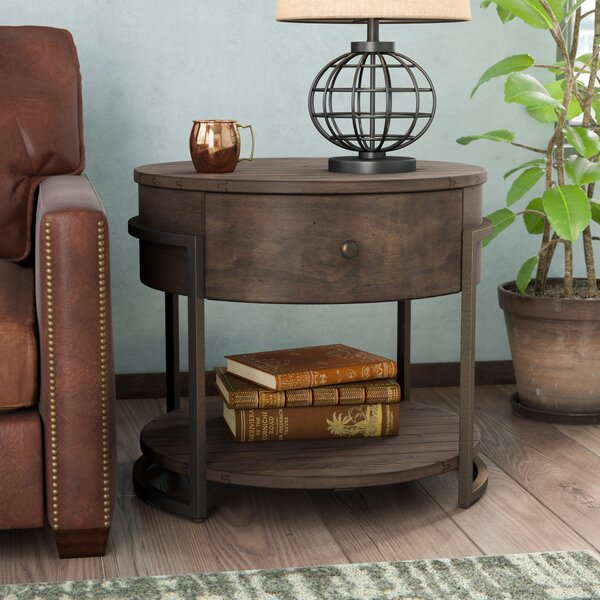 Drishya Accent Table By 17 Stories Wonderful