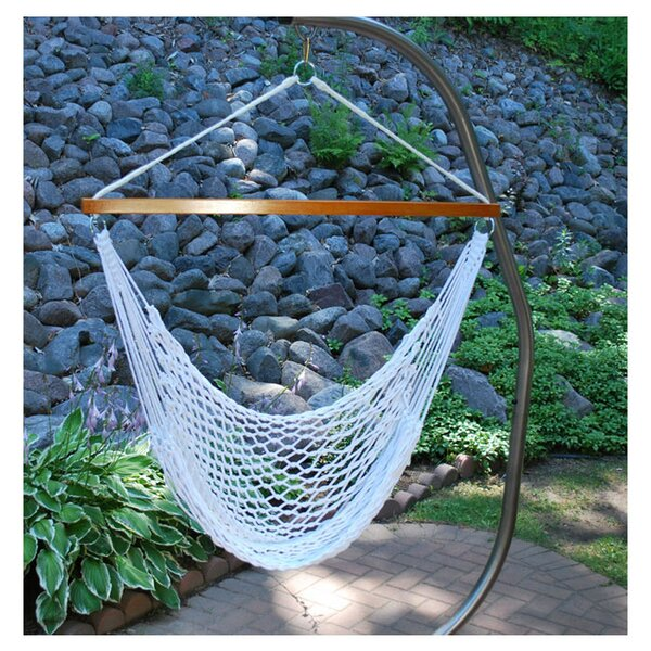 Rope Polyester Chair Hammock by Algoma Net Company