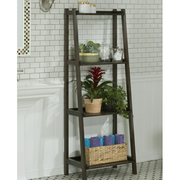 Isetta Ladder Bookcase by Charlton Home