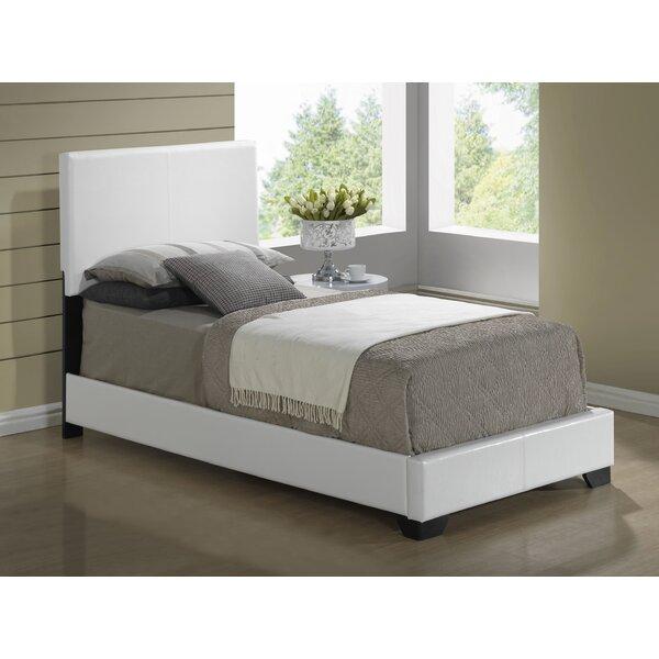 Everetts Upholstered Platform Bed by Ebern Designs