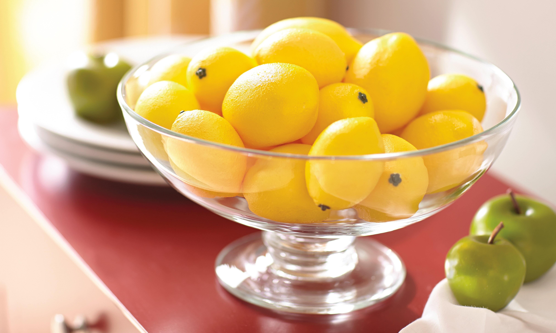 August Grove Decorative Lemons Sculpture & Reviews   Wayfair.co.uk