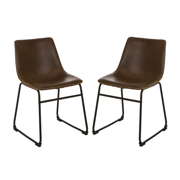 Edgardo 19 Bar Stool (Set of 2) by 17 Stories