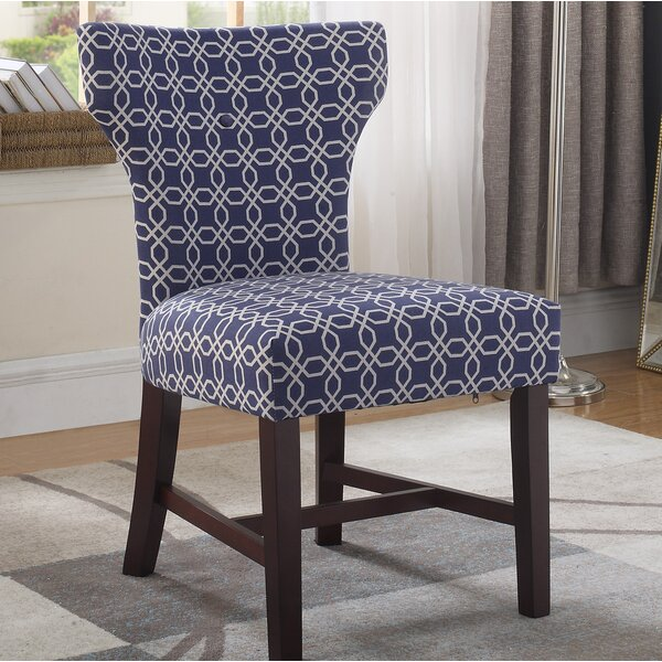 Loretta Parsons Chair by Winston Porter