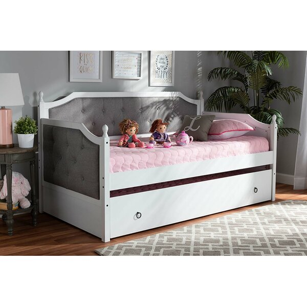 Madrid Twin Daybed With Trundle By One Allium Way