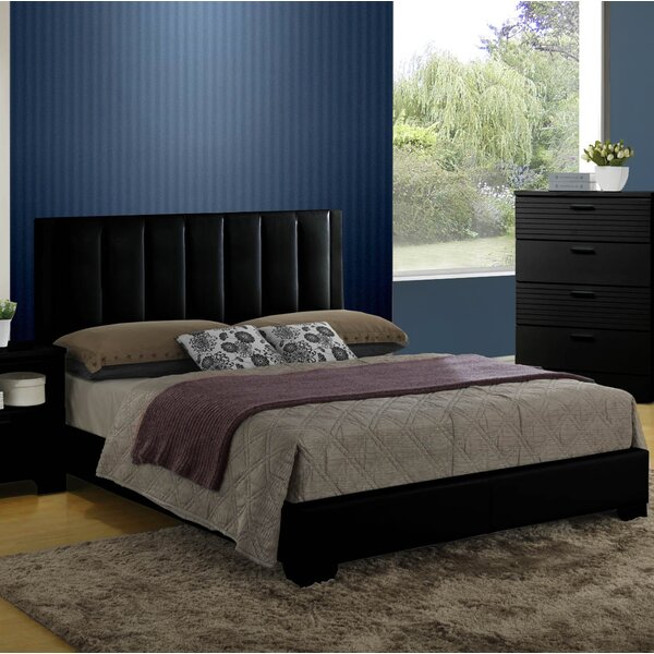 Moderno Upholstered Standard Bed by Wildon Home®