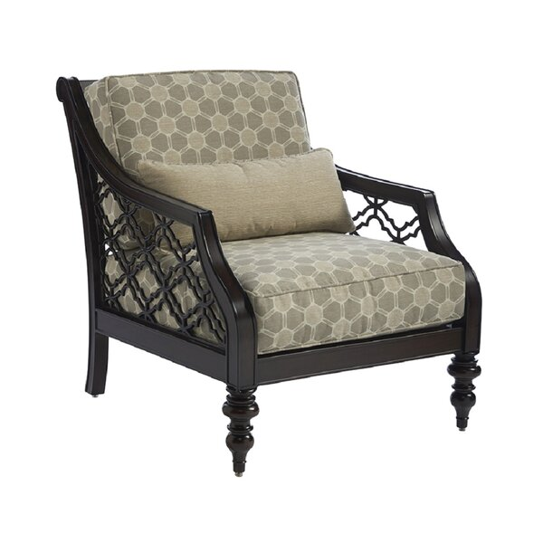 Royal Kahala Patio Chair with Cushions by Tommy Bahama Outdoor