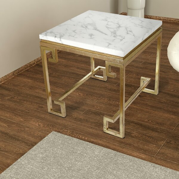 Chesney End Table By Everly Quinn