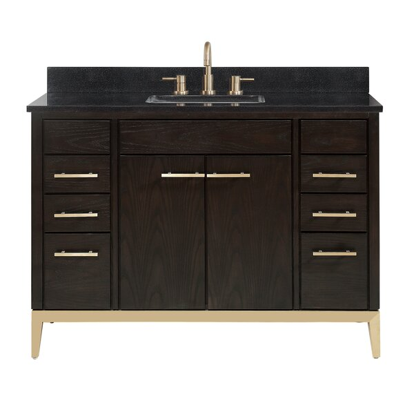 Goree 48 Single Bathroom Vanity Set by Greyleigh