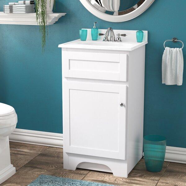 Helena 19 Single Bathroom Vanity Set by Andover Mi