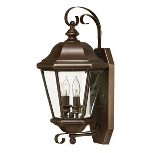 Shopping for Clifton Park 2-Light Outdoor Wall Lantern By Hinkley Lighting