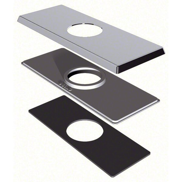 4 Centerset Square Cover Plate by Danze®