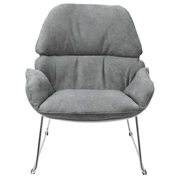 Keana Upholstered Lounge Chair by Orren Ellis