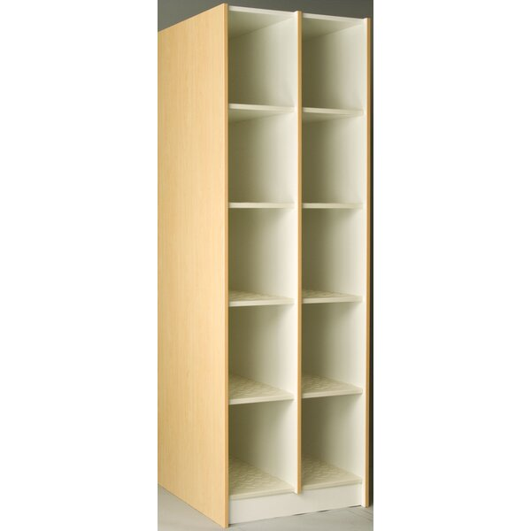 Music 5 Tier 2 Wide Home Locker by Stevens ID Systems